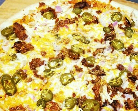 Hiram, GA: Ian's Oven Pizza