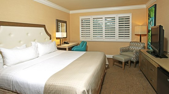 Holiday Inn San Diego-Bayside: Guest room