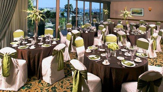 Holiday Inn San Diego-Bayside: Ballroom