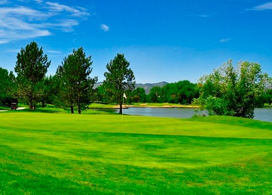 Lakewood, CO: Golf course