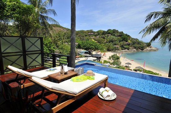 The tongsai bay updated 2018 prices resort reviews ko for Koi pool villa koh tao
