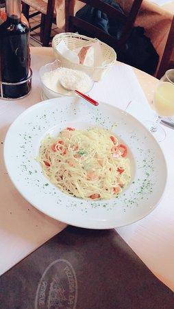 Da Paolo : 意大利麵,味道超讚