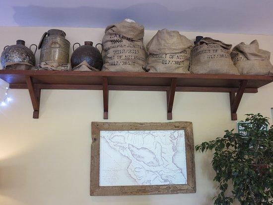 Molino Coffee Shop: Molino. Cafés Managua. Nicaragua