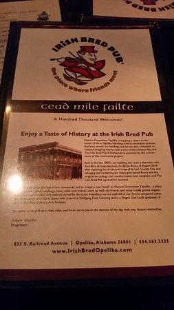 Irish Bred Pub : 20180305_194832_large.jpg
