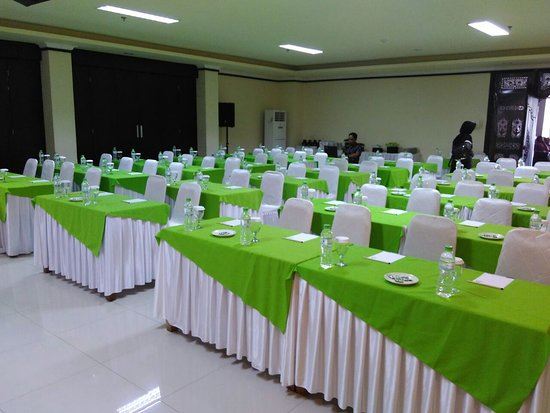 Meeting Room Picture Of Grand Madani Hotel By Prasanthi
