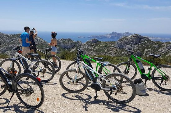 Electric Bike Rental in Marseille