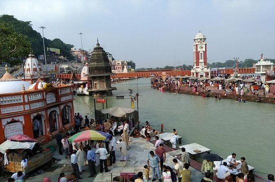 Private 2-Day Trip to Haridwar and...