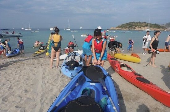 Kayak and Snorkeling Trip to the Malgrats Islands