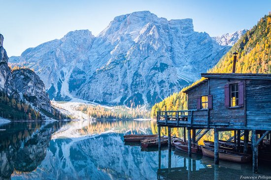 Private Dolomites Day Trip from Venice by mercedes Viano