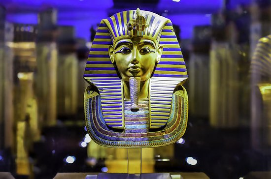 King Tut Ankh Amen Museum Tour