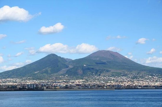 Shared  Tour to Pompeii and Mt...