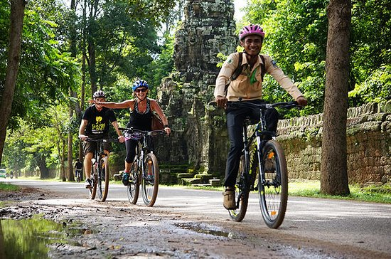 Explore Angkor Wat by Bike