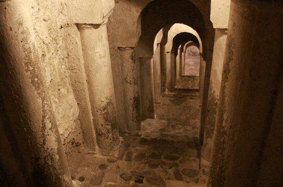 Tour Underground and slaves of Muslim...