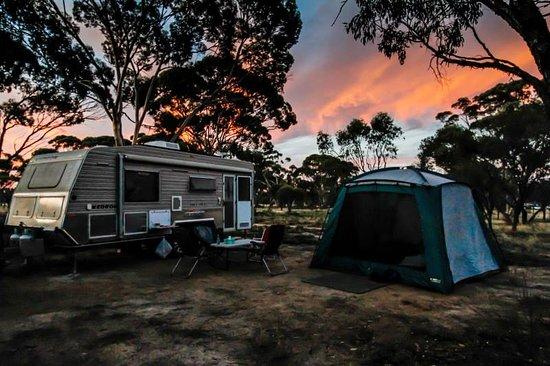 Kwolyin Campsite