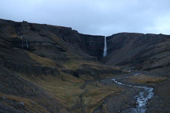 Hallormsstadur, Iceland: Hengifoss