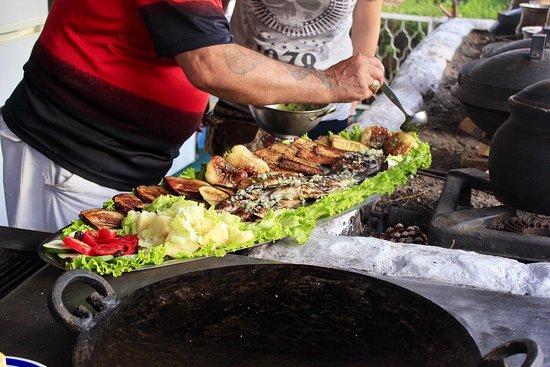 Bar, Montenegro: Ресторан «Tajana»