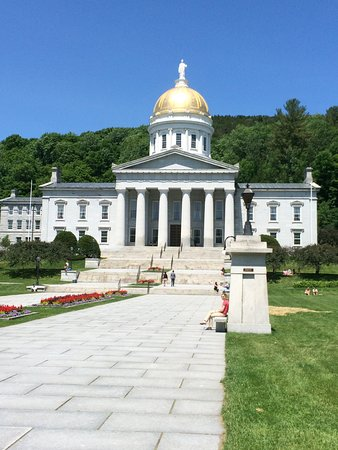 Vermont State House: State house
