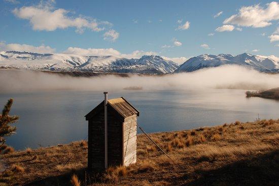 特卡波湖照片