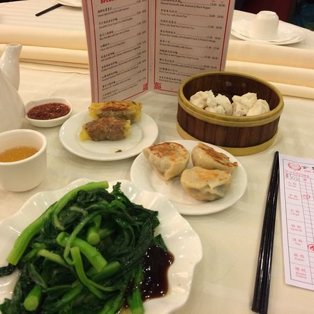 Typical dim sum
