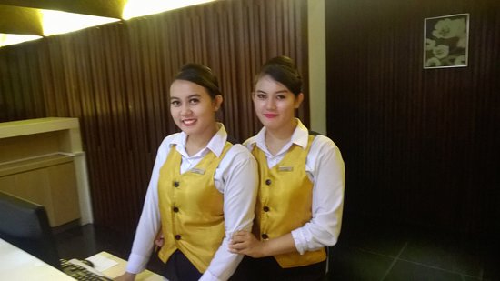 Central Sulawesi, Indonesia: front office