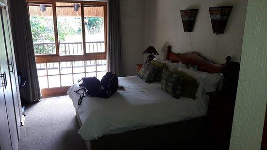 Kruger Park Lodge: chambre rdc