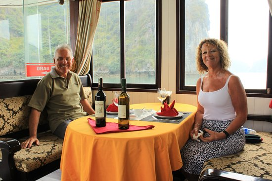 Starlight Cruise Halong Bay - Day Tour: Day trip boat dinner