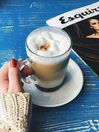что лучше чашечки кофе в уютной атмосфере?