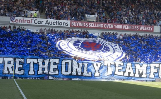 Muir of Ord, UK: mon the gers