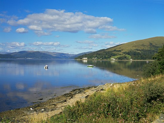 Strachur on the east side of Loch Fyne, Argyll. © VisitScotland, all rights reserved.