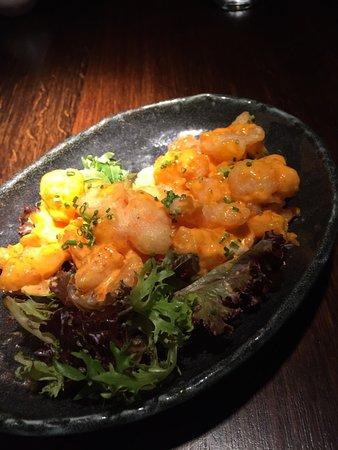 Sake Restaurant & Bar: Prawns