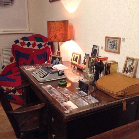 Anna Akhmatova Museum at Fountain House (Fontanny Dom) : Кабинет Бродского