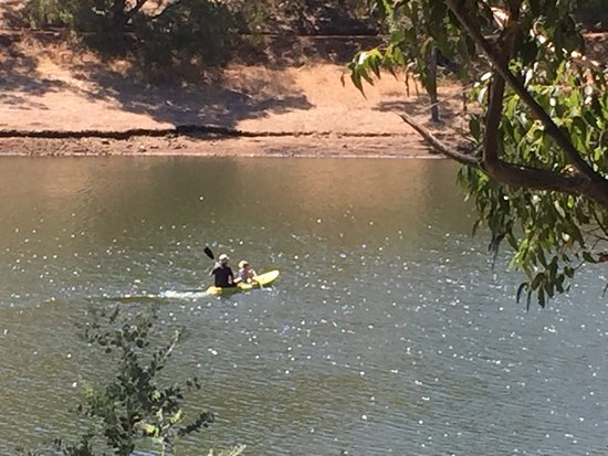 Burekup, Australien: Free kayaking