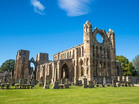 ‪Elgin Cathedral‬