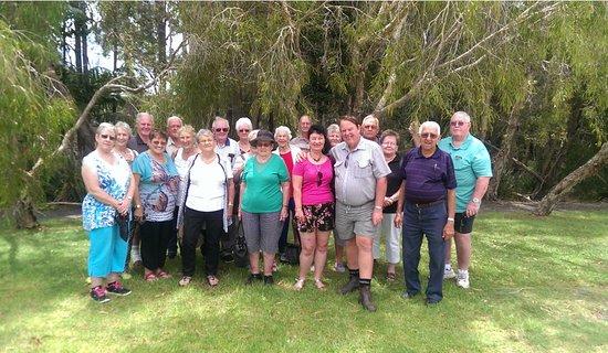 Kyogle, Avustralya: Senior Tour group