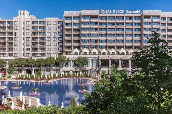 Window View - Picture of Barcelo Royal Beach, Sunny Beach - Tripadvisor