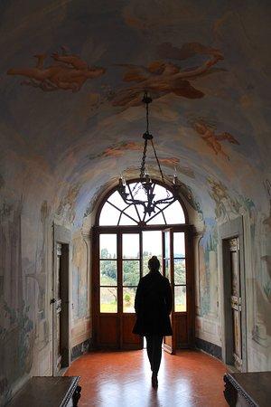 Grassina, Italia: Breezeway