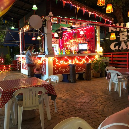 Khuk Khak, Thailand: Khoalak Beer Garden