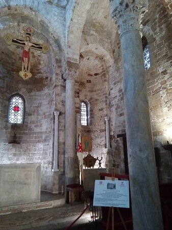 Church of San Cataldo: Innenraum