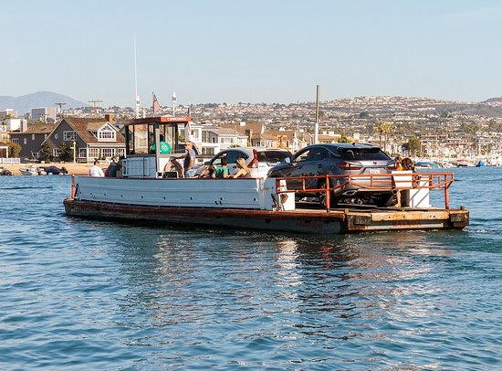 Balboa Island Ferry : Ferry