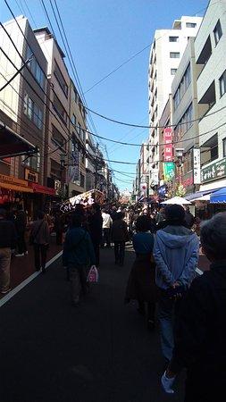Sugamo Jizo-dori Shopping Street : P_20180304_115405_large.jpg