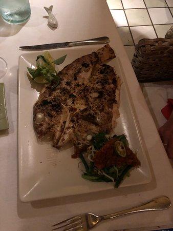 Top class seafood