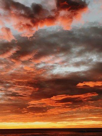Playa Grande, Κόστα Ρίκα: Sunsets at home