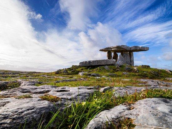 Poulnabrone Dolmen - County Clare