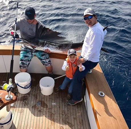 Wrapped Up Fishing Charters: Thumbs up!