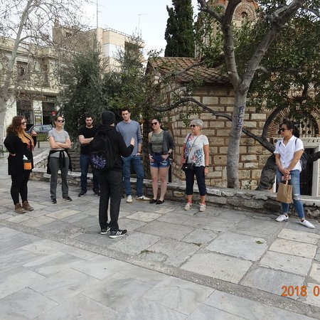 Athens Free Walking Tour : photo0.jpg