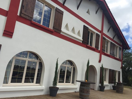 Saint-Aulaye, ฝรั่งเศส: Restaurant Hacienda Loca