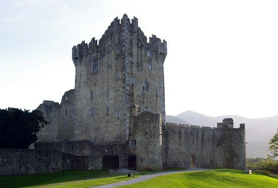 County Kerry, Ireland: Ross castle, Kerry