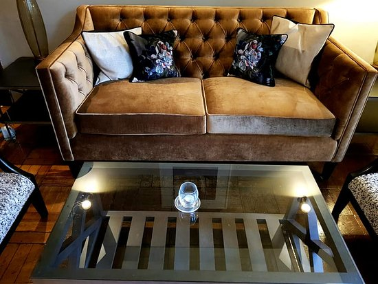 Jesmond Dene House: Newly refurbished Great Hall Reception Rooms