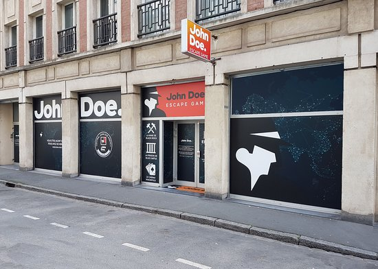 John Doe Escape Game Lille