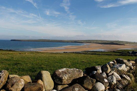 County Mayo, Irland: Lacken Strand, Mayo